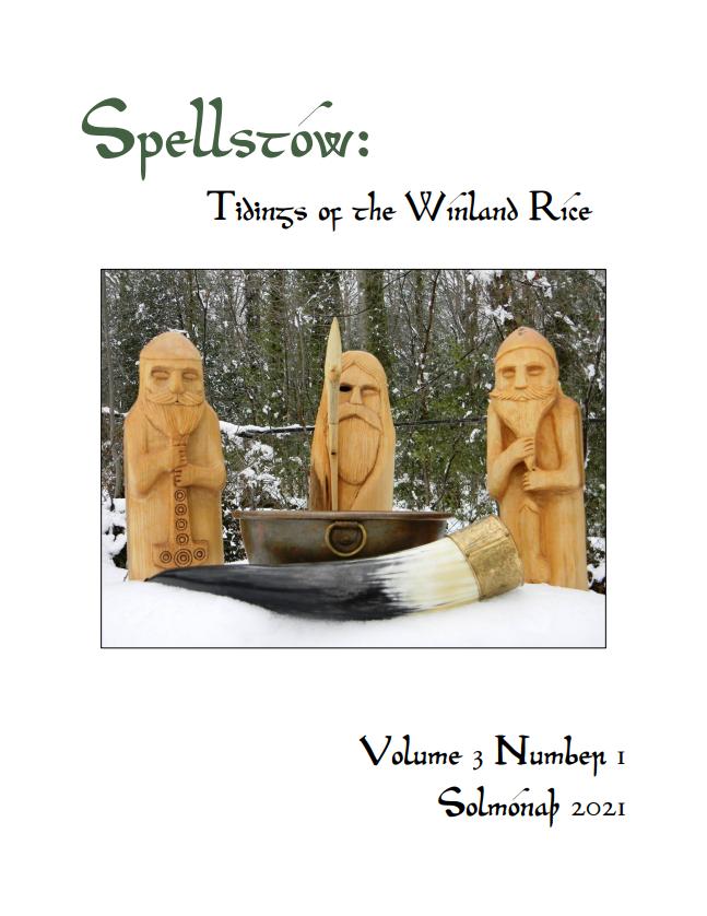 Spellstow Vol 3 No 1